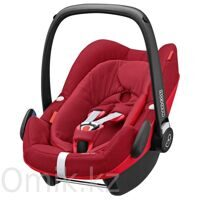 Автокресло MAXI-COSI Pebble Plus Robin Red 0 – 12 мес.