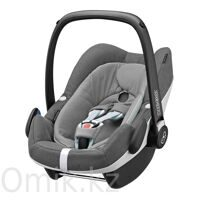 Автокресло MAXI-COSI Pebble Plus Concrete Grey 0 – 12 мес.