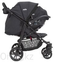 Коляска Joie Litetrax 4 travel system Midnight