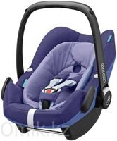 Автокресло MAXI-COSI Pebble Plus River Blue 0 – 12 мес.