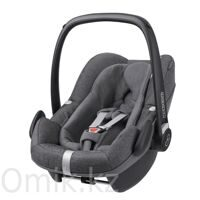 Автокресло MAXI-COSI Pebble Plus Sparkling Grey 0 – 12 мес.