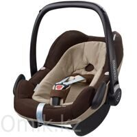 Автокресло MAXI-COSI Pebble Plus Earth Brown 0 – 12 мес.