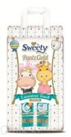 Трусики Sweety Pantz Gold размер XL 14–18 кг 32 шт